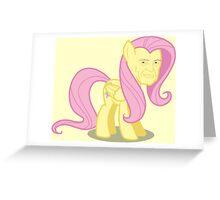 Fluscemshi Greeting Card