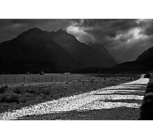 Road from Paradise Photographic Print