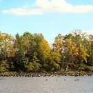 Green Lane Reservoir - East Greenville PA  - USA by MotherNature