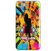 Party Time iPhone Case/Skin