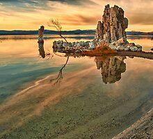 Sunrise at Mono Lake by Gary Lange
