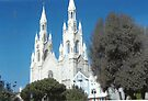 Church In North Beach,S.F. by RobynLee