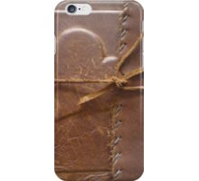 Vintage Folder iPhone Case/Skin