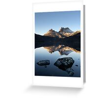 Cradle Mountain Reflections Greeting Card