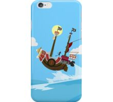 Thousand Sunny (One Piece)  iPhone Case/Skin