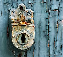 Locked by Kim  Calvert