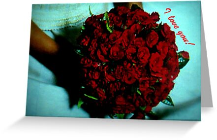 Roses  whose  tag price is love... by mariatheresa