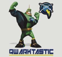 Ratchet and Clank - Qwarktastic by Chewitz