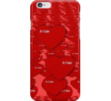 Love Infinite iPhone Case/Skin