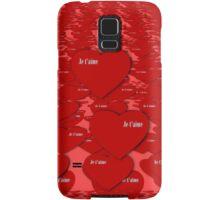 Love Infinite Samsung Galaxy Case/Skin