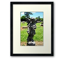 Angel's Bouquet Framed Print