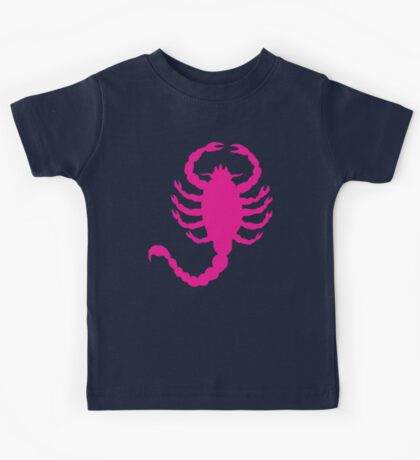 DRIVE SCORPION (PINK) Kids Clothes