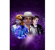 Doctor Who - Time Will Tell, It Always Does - Version 4 Photographic Print