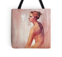 Portrait of Amy #2 Tote Bag
