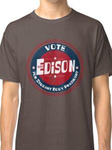 Vote Edison 2012 Classic T-Shirt