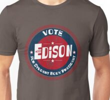 Vote Edison 2012 Unisex T-Shirt