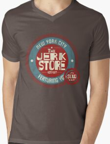 The Jerk Store Mens V-Neck T-Shirt