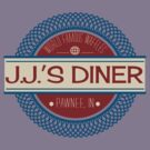 J.J.&#x27;s Diner: World Famous Waffles by johnbjwilson
