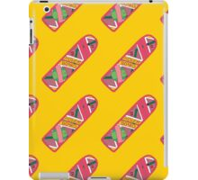 Let's go back to the future! iPad Case/Skin