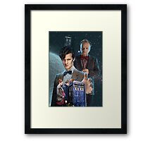 Doctor Who - Amy's Choice Framed Print