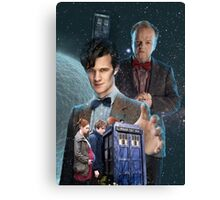 Doctor Who - Amy's Choice Canvas Print