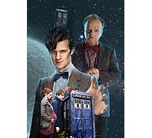 Doctor Who - Amy's Choice Photographic Print