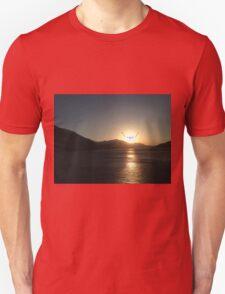 Super Happy Sunset!  T-Shirt