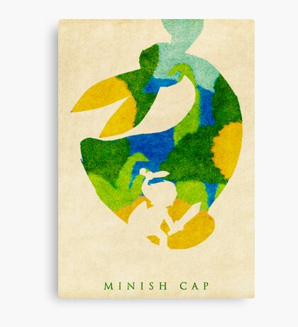 Minish Canvas Print