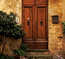 Tuscan Doorway by andrewsound95