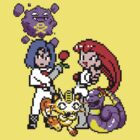 Team Rocket by ceejsterrr