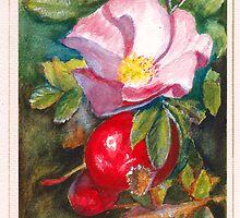 Wild Rose by Dai Wynn