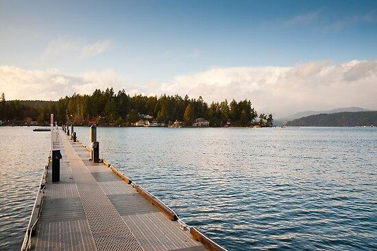 Pier by Jaime Pharr