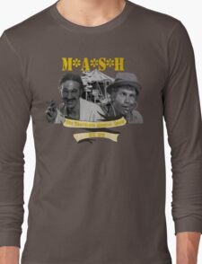 M*A*S*H: The Traveling Medical Show Long Sleeve T-Shirt