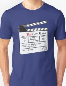 Fun with Flags Slate T-Shirt