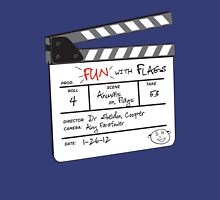 Fun with Flags Slate Unisex T-Shirt