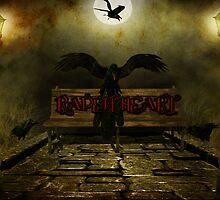 Raven Heart by shutterbug2010