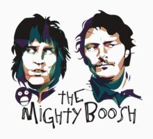 The Mighty Boosh One Piece - Short Sleeve