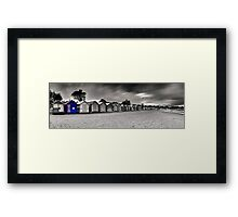 I am ..... You are .... We are .... Framed Print