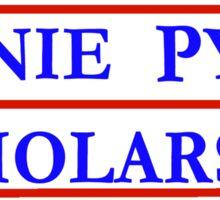 EPS Sticker - Reagan/Bush Parody Sticker