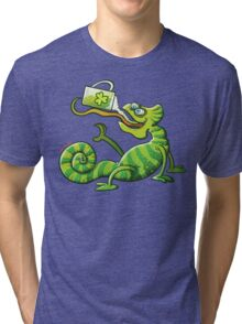 Saint Patrick's Day Chameleon Tri-blend T-Shirt
