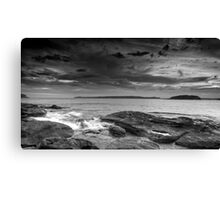 Gloom over Congwong Canvas Print