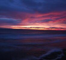 Sunrise Mon Repos by Peregrinate