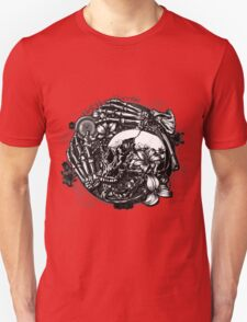 Hell Hope Horrible Unisex T-Shirt