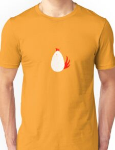 What came first? Unisex T-Shirt