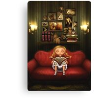 SNOOPY PICTURES Canvas Print