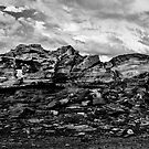 Broome Pano in B&W by Sheldon Pettit