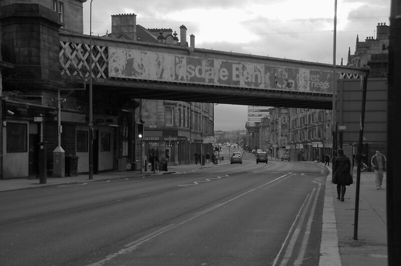 Glasgow streetscape 4 by Ian Kemp