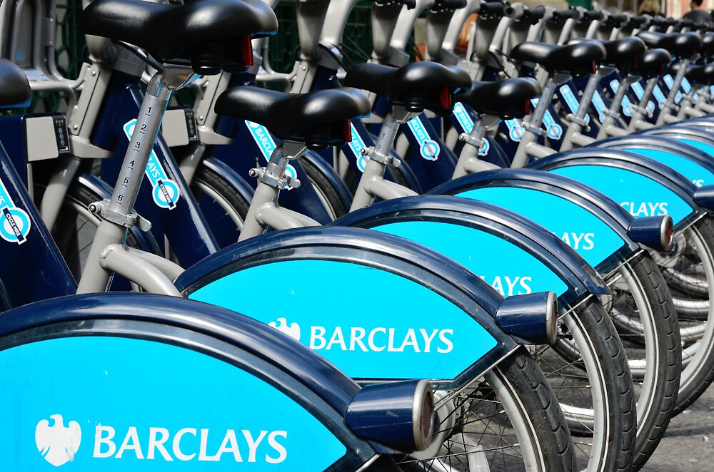 Boris Bike Blues by jonshort58