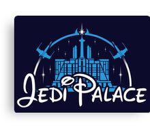 Jedi Palace Canvas Print