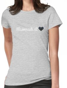 Sassenach at Tartan Heart T-Shirt